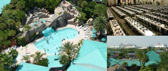 Radisson Resort at the Port photo collage