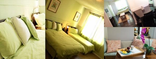 Riviere Apart Hotel photo collage