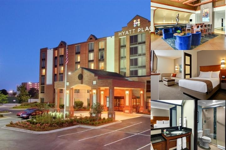 Hyatt Place Cleveland / Independence photo collage