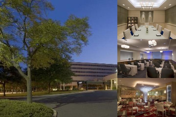 Hyatt Regency New Brunswick photo collage