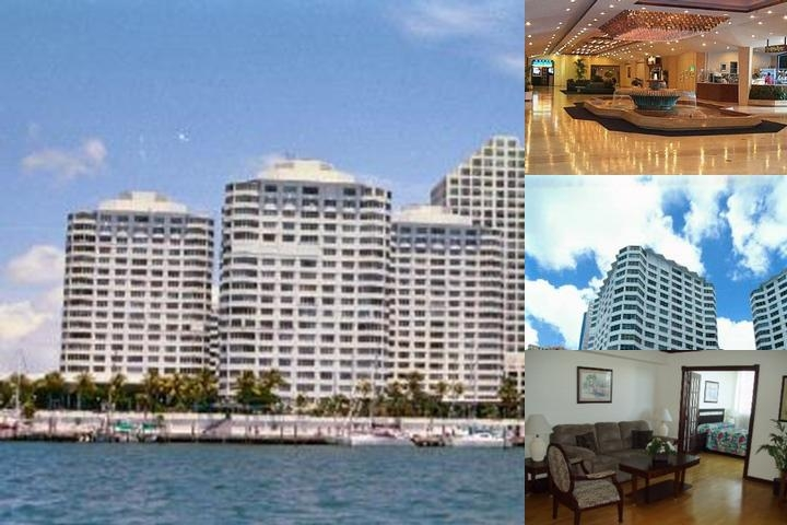 Four Ambassadors Condo Suites Hotel photo collage
