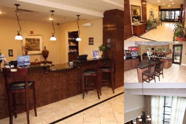 Staybridge Suites Mcallen Airport photo collage