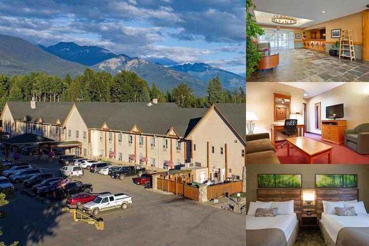 Best Western Plus Valemount Inn & Suites photo collage