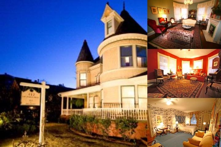 C. W. Worth House Bed & Breakfast photo collage