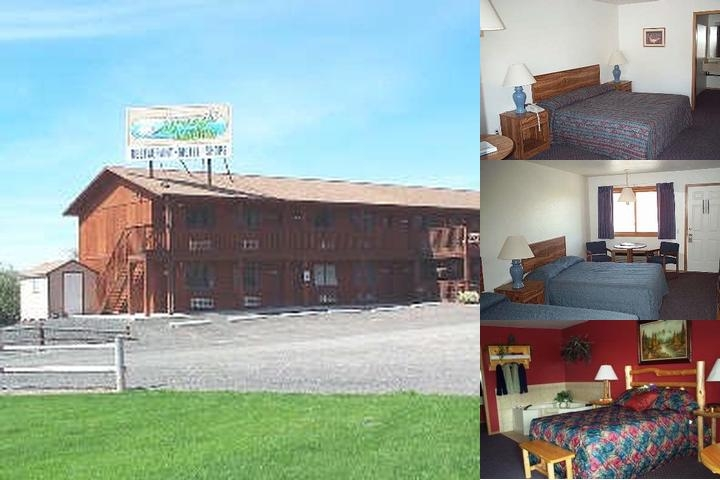 Hagerman Valley Inn photo collage