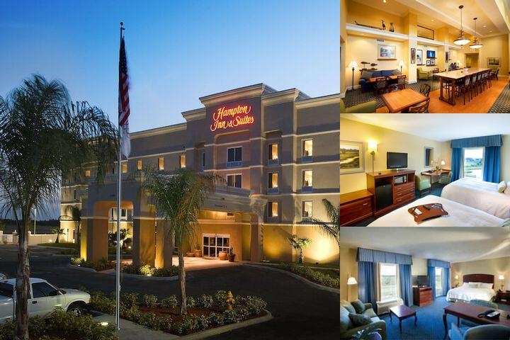 Hampton Inn & Suites Winter Haven / Lake Wales photo collage