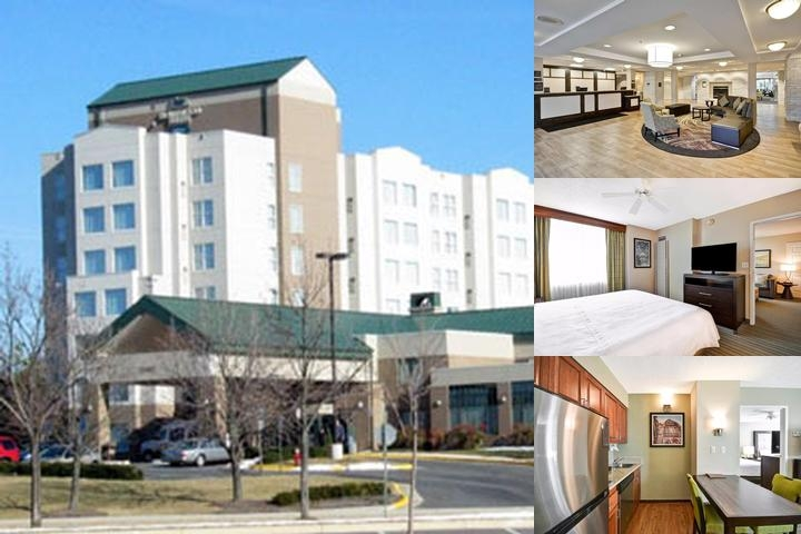 Homewood Suites by Hilton Dulles Airport photo collage