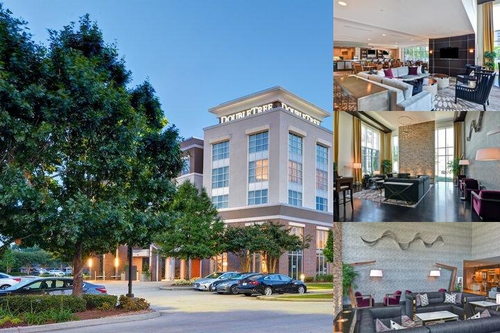 Doubletree by Hilton Hotel Baton Rouge photo collage