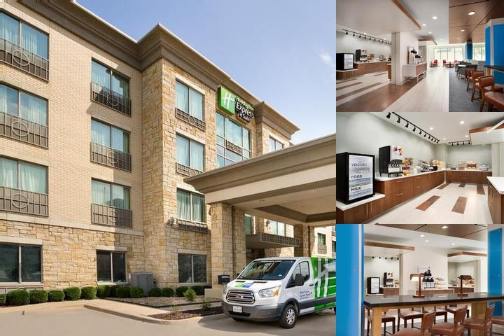 Holiday Inn Express & Suites Allen photo collage