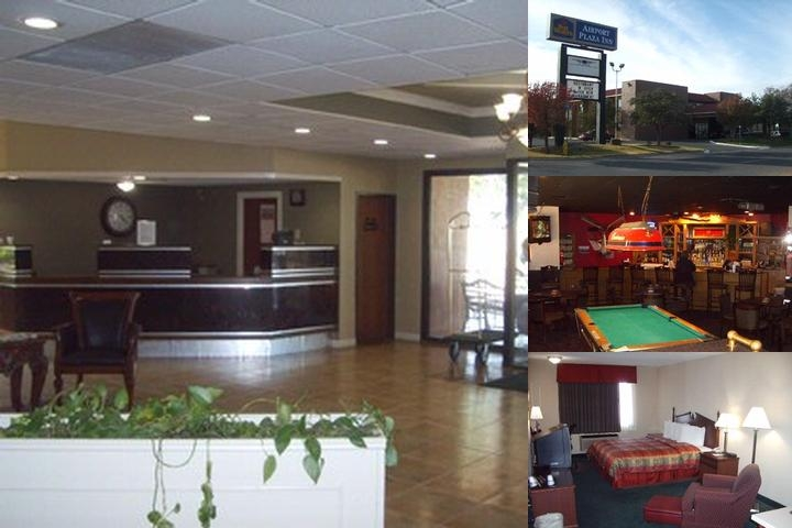 Best Western Airport Plaza Inn photo collage
