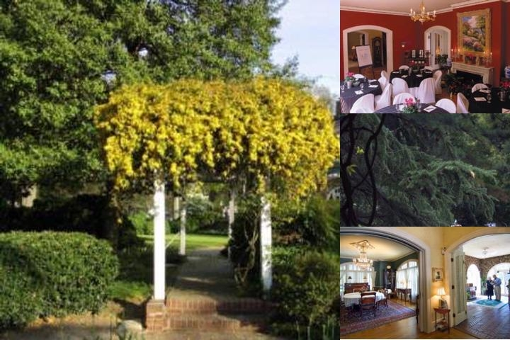 Vanlandingham Estate photo collage