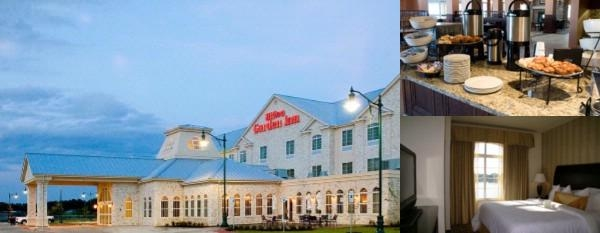 Hilton Garden Inn Granbury photo collage