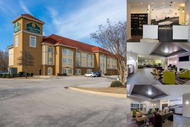 La Quinta Inn & Suites Madison photo collage