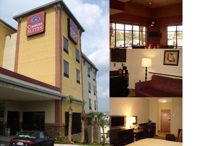 Comfort Suites Stockbridge photo collage