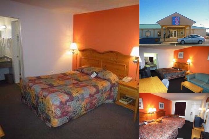 Motel 6 Fredericksburg South photo collage