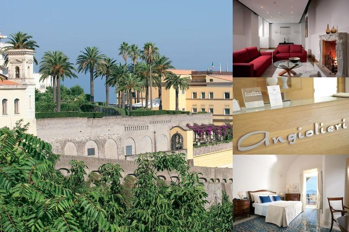 Grand Hotel Angiolieri photo collage