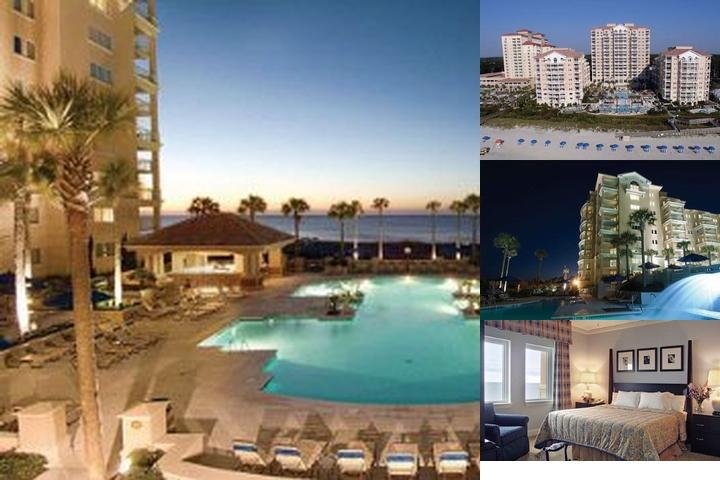 Marriott's Oceanwatch Villas at Grande Dunes photo collage