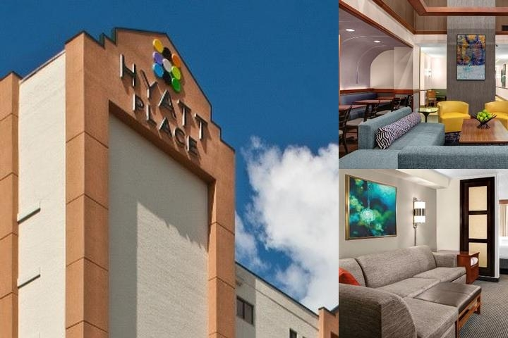 Hyatt Place Atlanta Downtown photo collage