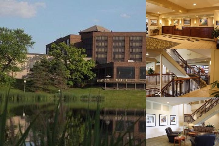 Holiday Inn Crystal Lake & Conference Center photo collage