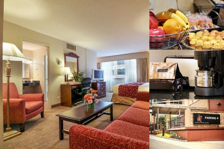 Regency Suites Hotel photo collage