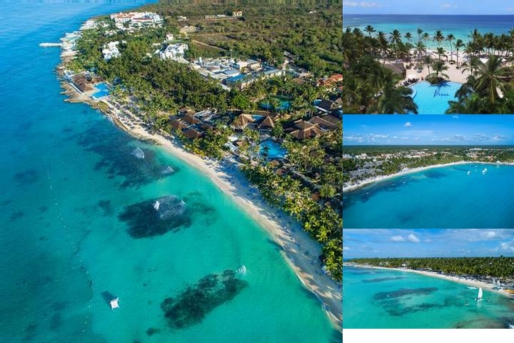 Viva Wyndham Dominicus Beach Resort All Inclusive photo collage