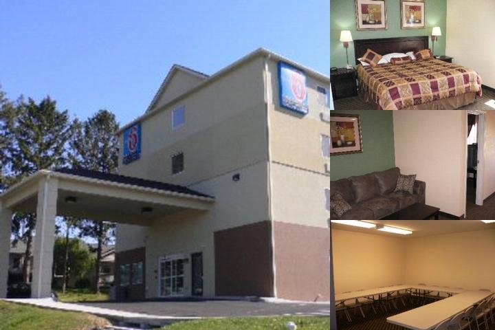 Motel 6 Harrisburg / Hershey photo collage