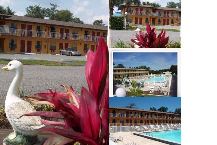 Record Parkside Inn & Suites photo collage