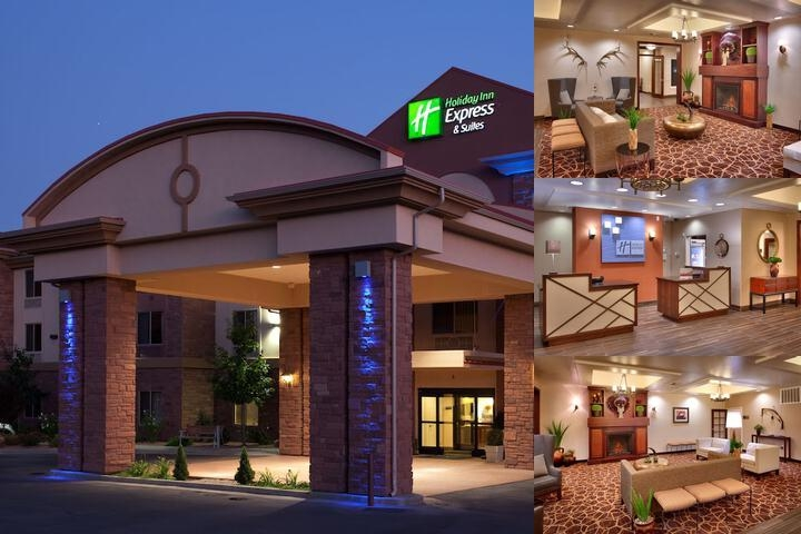 Holiday Inn Express Hotel & Suites Kanab photo collage