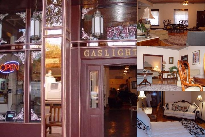 Glendale Gaslight Inn photo collage