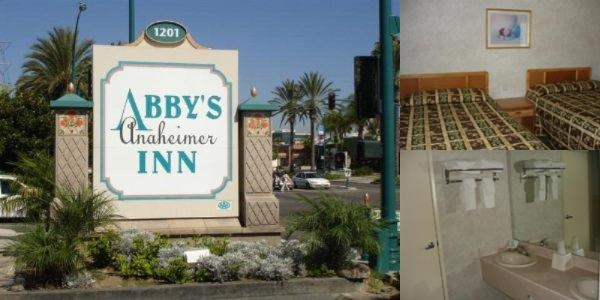 Abby's Anaheimer Inn photo collage