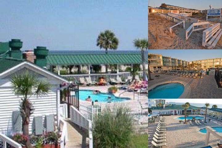Beachside Colony photo collage