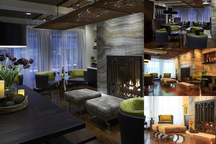 Kimpton Hotel Vintage Seattle photo collage