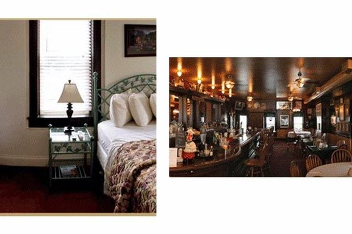 The Ruebel Hotel photo collage