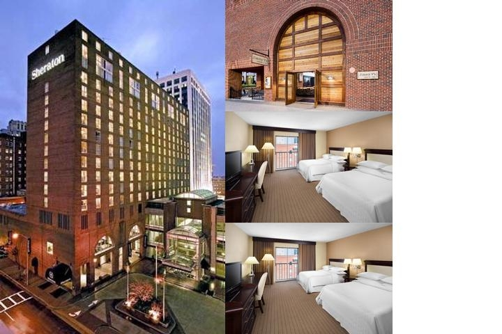 Sheraton Raleigh Hotel photo collage