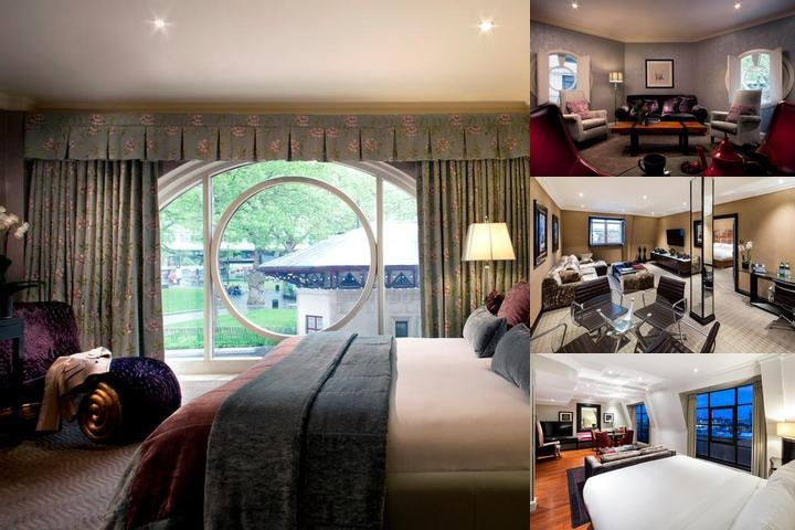 Radisson Blu Edwardian Hampshire photo collage