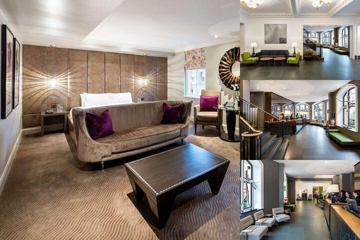 Radisson Blu Edwardian Bloomsbury Street Hotel photo collage