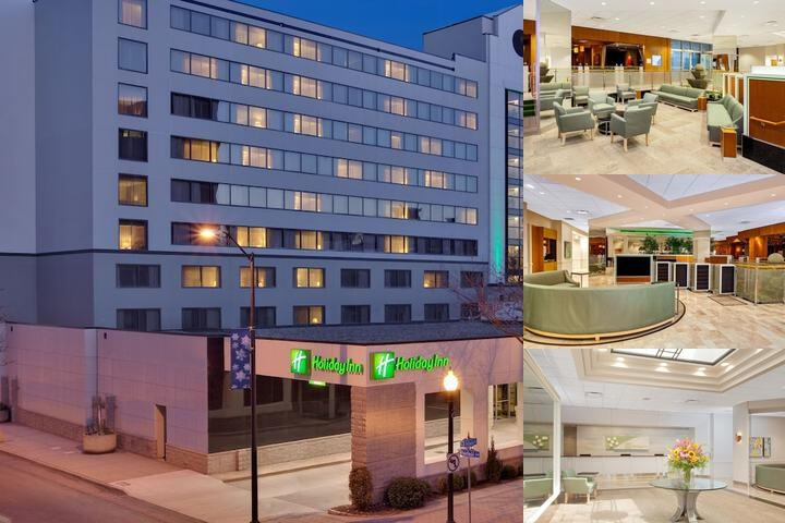 Holiday Inn Bridgeport photo collage