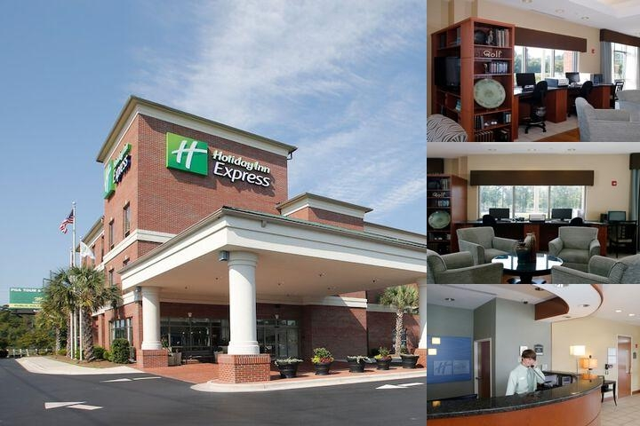 Holiday Inn Express Leland / Wilmington Area photo collage