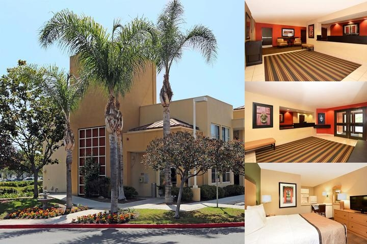Extended Stay America Irvine Spectrum photo collage