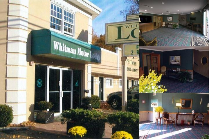 Whitman Motor Lodge photo collage