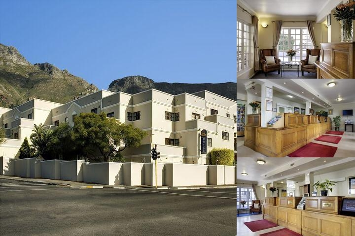 Best Western Cape Suites Hotel photo collage