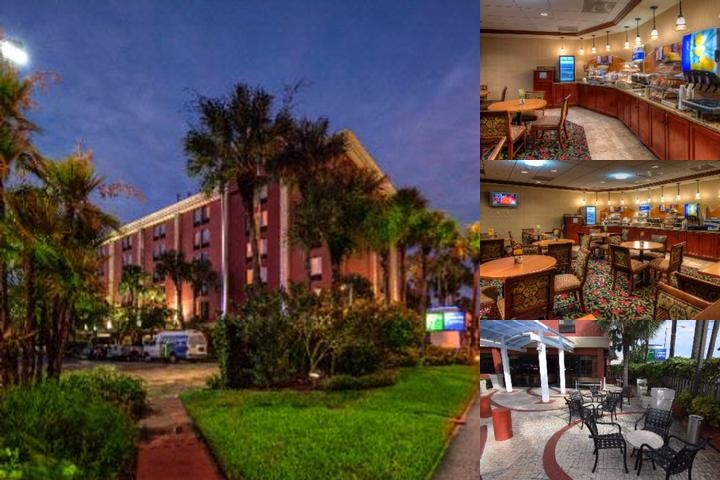 Holiday Inn Express Miami International Airport photo collage