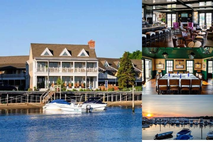 Barons Cove Inn photo collage