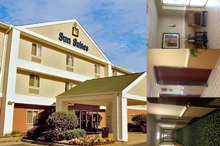 Sun Suites Gwinnett photo collage