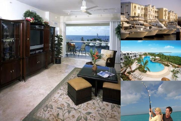Mariner's Resort Villas & Marina by Keys Caribbean photo collage