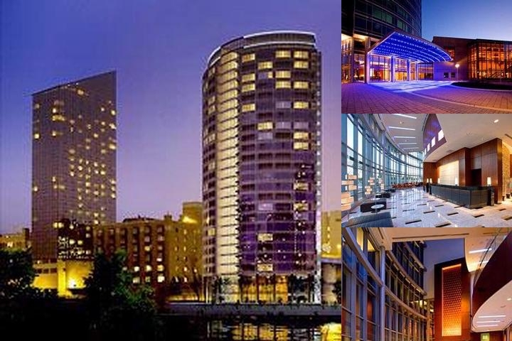 JW Marriott Grand Rapids photo collage