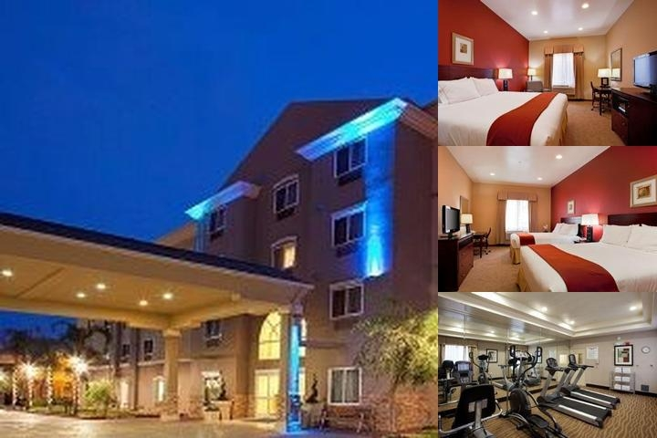 Holiday Inn Express & Suites Lax Hawthorne photo collage