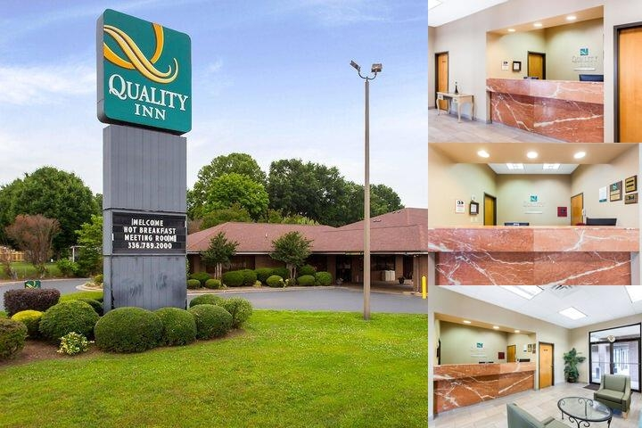 Quality Inn Mount Airy Nc photo collage