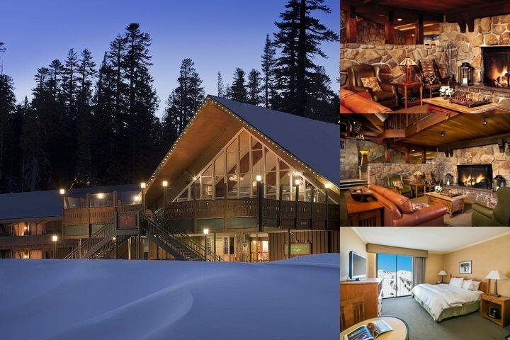 Mammoth Mountain Inn photo collage