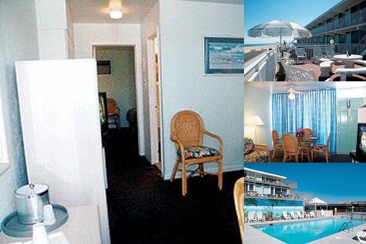 Granada Ocean Resort photo collage